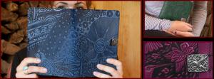 Oberon Design Leather Kindle Covers