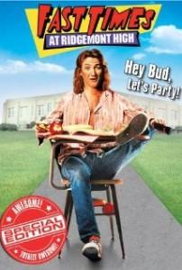 Fast Times at Ridgemont High (1982) Poster