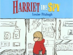 """Harriet the Spy"" by Louise Fitzhugh"